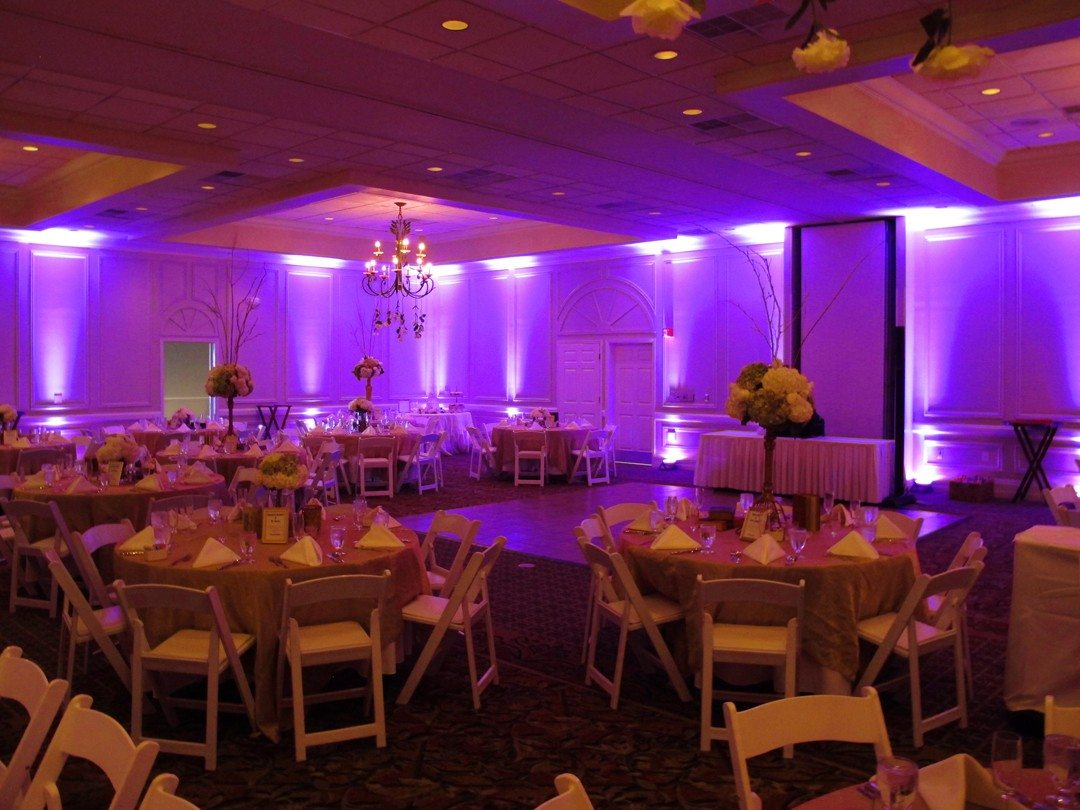 & Florida Event Lighting Packages