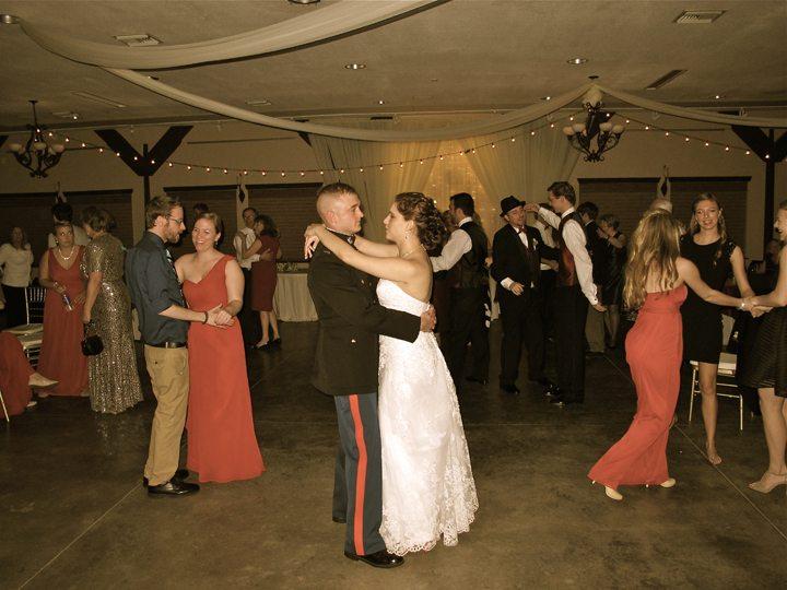 Brevard Zoo Wedding First Dance