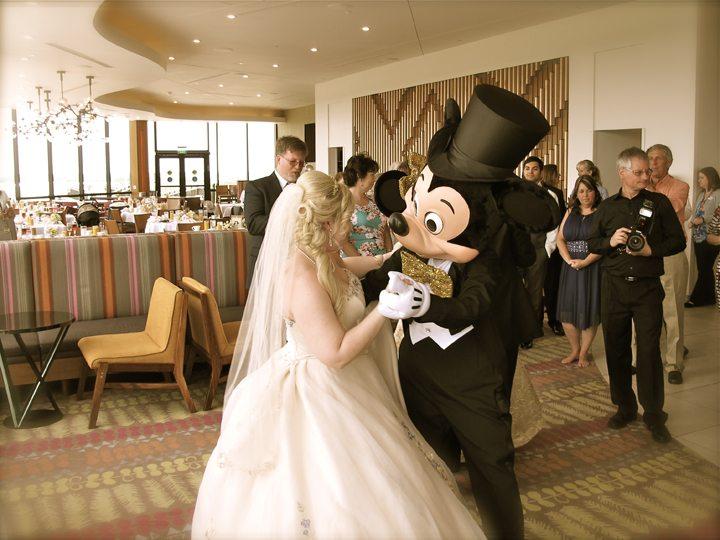 Contemporary Resort California Grill Orlando Wedding Djs