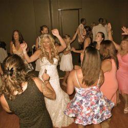 disney-shades-of-green-wedding-brides-dance
