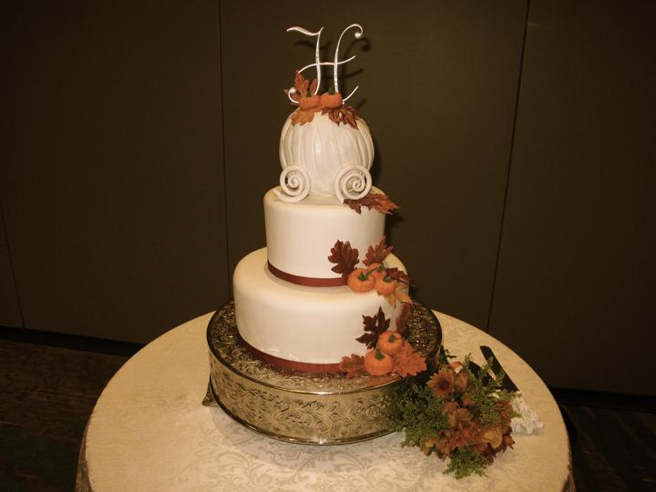disney-shades-of-green-wedding-cake