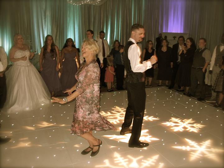 Grand Floridian Resort Real Wedding