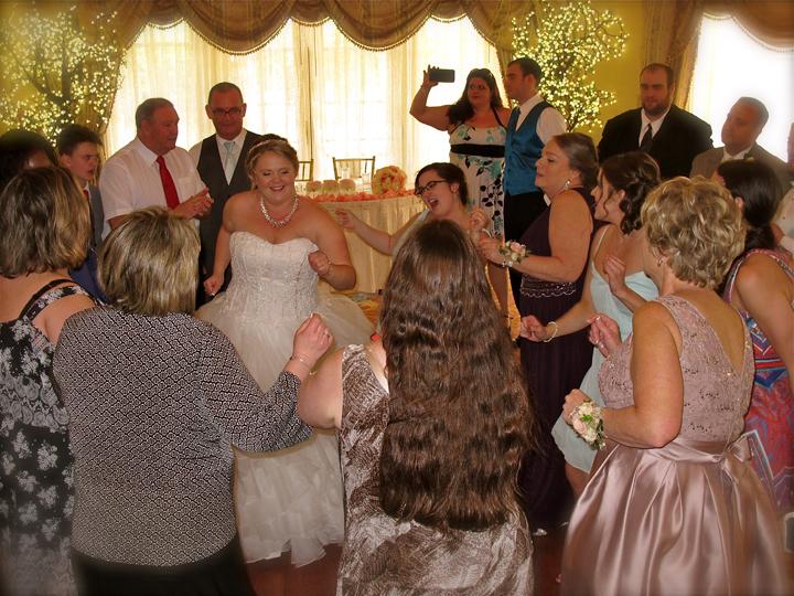 WDW Disney Grand Floridian Wedding