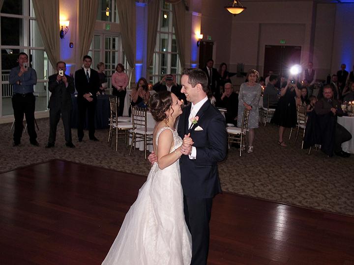 Lake Mary Events Center Wedding Classic Disc Jockeys