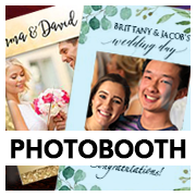 Orlando Wedding DJs can provide a photo booth digital pic station for your reception.